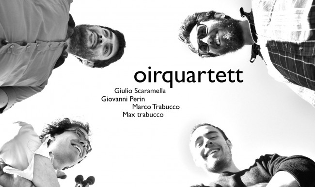 Giovanni Perin - oirquartett